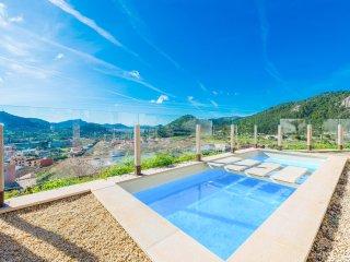 BONVIURE - Villa for 3 people in Andratx - Andratx vacation rentals
