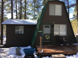 Cabin for rent in the Cool Payson Pines, One acre- backed to National Forest - Payson vacation rentals
