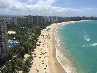 Beach Front Beach View at Playa Mar - San Juan vacation rentals