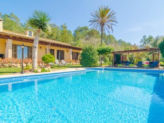 ES BESSONS DE MANACOR - Villa for 9 people in Manacor - Petra vacation rentals