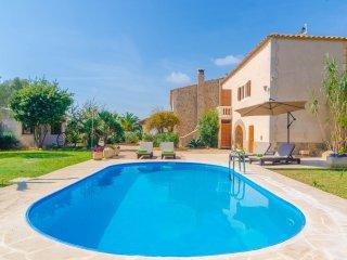 MUNGI VELL - Villa for 7 people in S'Horta - S' Horta vacation rentals