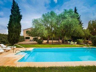 LA FINQUITA - amazing villa with pool in Sant Joan for 8 people - Sant Joan vacation rentals