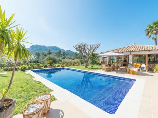 CAN SION - amazing villa with private pool in Esporles for 5 people - Esporles vacation rentals