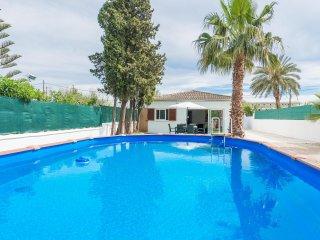 PUIG DE SANT MARTI - wonderful house near Puerto de Alcúdia for 6 or 8 people - Puerto de Alcudia vacation rentals