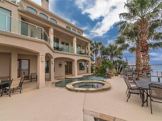 Million Dollar Home off Gulf of Mexico - Seabrook vacation rentals