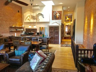 "Luxury Historical ""Pony"" penthouse in downtown Basalt near Aspen - Basalt vacation rentals"