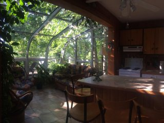 Cottage on the Rock - Solarium (Tremblant/Access to Lake/7 min to ski/Cosy) - Lac-Superieur vacation rentals