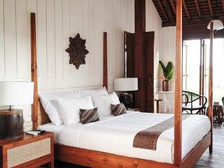 Modern Unique Limasan House in Canggu Resort - Canggu vacation rentals