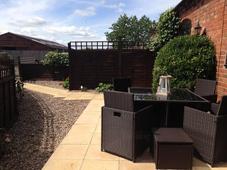 Warwick Self Catering Barn Sleeps up to 8, four adults and four children - Warwick vacation rentals