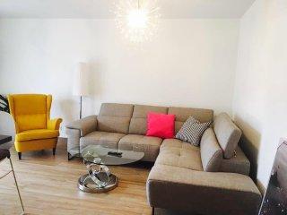 Appart 3 pièces neuf, confort, parking, grande terrasse vue jardin proche Paris - Rosny-sous-Bois vacation rentals