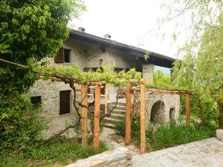 The Sanctuary, Stone Cottage on 2 Acres, Cinque Terre, Train, Medieval Villages - Pontremoli vacation rentals