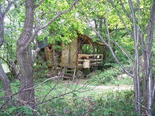 Bright 2 bedroom Fermanville Tree house with Housekeeping Included - Fermanville vacation rentals