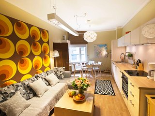 Family Home, near Old Town, Parking - Tallinn vacation rentals