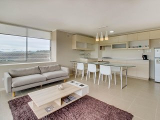 Gorgeous Condo with Parking Space and Shared Outdoor Pool - Algarrobo vacation rentals