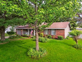 New! Cozy 3BR Fayetteville House w/Fenced-In Yard! - Fayetteville vacation rentals
