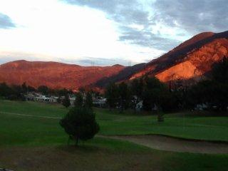 Mountain/Golf Course View. Between Los Angeles & Santa Barbara - Camarillo vacation rentals