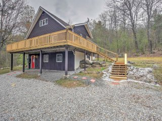New! Quiet 3BR Au Sable Forks Home w/ Great Deck! - Upper Jay vacation rentals
