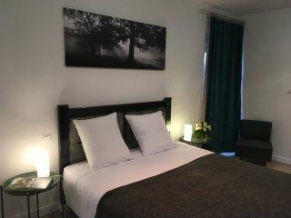 Chambre double avec salle de bain privative - Cleppe vacation rentals