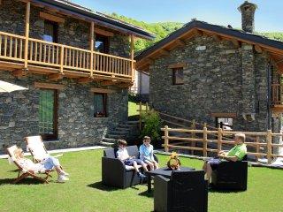 Esclusivi Chalets Mongioe con vista spettacolare - Roburent vacation rentals