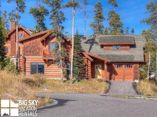 Big Sky Resort   Powder Ridge Cabin 5 Chief Gull - Big Sky vacation rentals