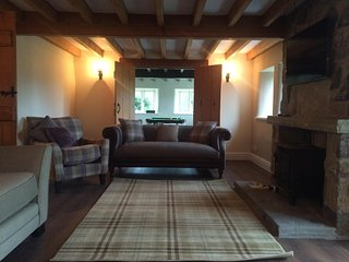 Beautiful Peak District Farm Location with Secure bike Storage and Parking - Macclesfield vacation rentals