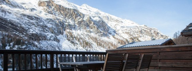 Sunny Condo with Internet Access and Wireless Internet - Tignes vacation rentals