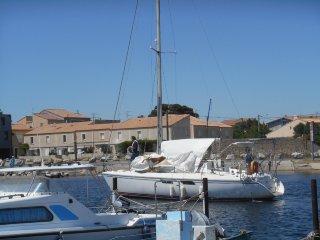 Maison Marseillan - water view. 21 July and 4 August last dates left - Marseillan vacation rentals