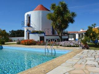 Perfect 3 bedroom Cercal do Alentejo Windmill with Television - Cercal do Alentejo vacation rentals
