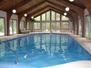 Unique Estate with Private Heated Indoor Pool by Camelback and Casino - Henryville vacation rentals