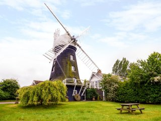 THE WINDMILL, unique, sleeps four, pets welcome, windmill, Marcott, Ref 960945 - Morcott vacation rentals