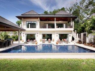 Spacious 6-Bed Pool Villa in Nai Harn - Nai Harn vacation rentals