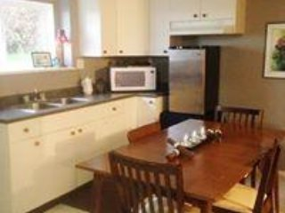 Beautiful Studio with Deck and Patio - Alert Bay vacation rentals