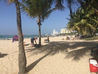 Marbella Del Caribe Beach Front City View Apartment - Isla Verde vacation rentals