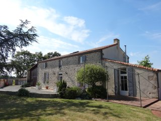 Nice House with Internet Access and Wireless Internet - Les Landes-Genusson vacation rentals