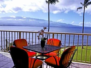 Direct Oceanfront-Quiet Central Maui-Maalaea Kai Upgraded 1BD/1BA - Maalaea vacation rentals