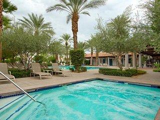 Rare La Quinta 3/3 End Unit Villa-Lush Views of Mts, Pool, Courtyard - Fitness - La Quinta vacation rentals