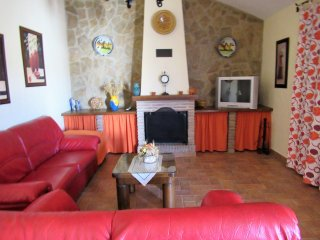 Chalet Huerta con piscina y pista de paddle en Roche. Conil. Nº 2 - Barrio Nuevo vacation rentals