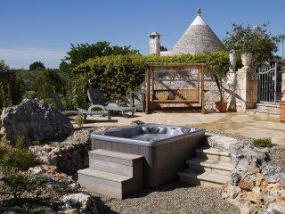Cozy 2 bedroom Trullo in Coreggia - Coreggia vacation rentals