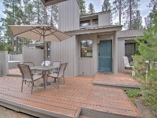 2 Bedroom + Loft, Dog Loving Home, Steamy Hot Tub, Upgrades -Poplar 20 - Sunriver vacation rentals