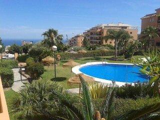 Beautiful apartment with sea view,Near Puerto Marina and Playa Carihuela. - Torremolinos vacation rentals