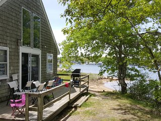 Beautiful 4 Bedroom Cottage with a Private Beach and Fantastic Sunsets - Onset vacation rentals
