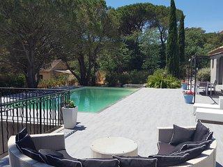 Villa Del  Lunes, villa with pool, 4 bedrooms,/2 bathr.,  10 pers. - Plan de la Tour vacation rentals