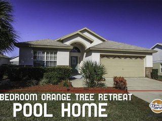 Orange Tree Retreat Disney Villa (OT16013) - Clermont vacation rentals