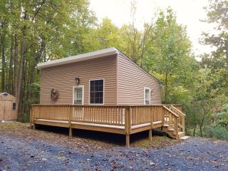 Rest-Mor Cabin- Seclusion in the Woods - Stanley vacation rentals