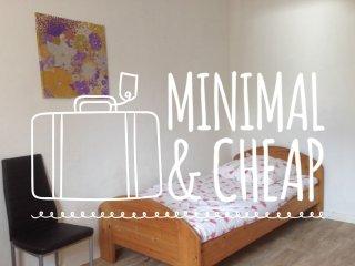 KIWI Hostel - günstige Einzelzimmer, cheap rooms - Bexbach vacation rentals