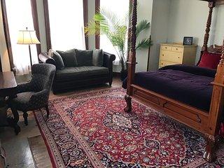 The Vineyard Mansion - Lincoln Room - Saint Joseph vacation rentals