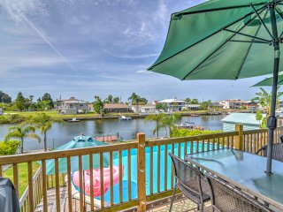 Bright & Spacious 4BR Hernando Beach Waterfront Home w/Private Dock for your Boat - Full Access to Gulf of Mexico and less than 2 miles to SunWest Beach! - Hernando Beach vacation rentals