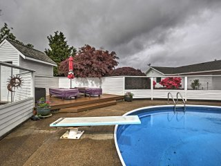 NEW! 2BR McMinnville Home w/Grilling Patio & Pool! - Carlton vacation rentals