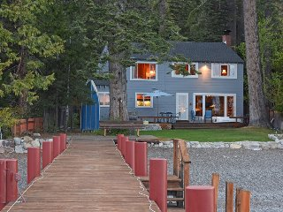 Lakefront Family Home with Private Pier - Homewood vacation rentals