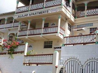 Alojay's 2 Bedroom Apartments - Kingstown vacation rentals
